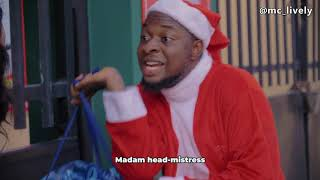 Download MC LIVELY Comedy - WAHALA FOR FATHER CHRISTMAS | MC LIVELY