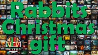 Rabbits Christmas Gift - It's totally Worthabuy!