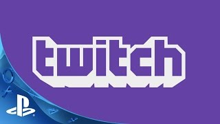 Twitch App Now Available on PS4