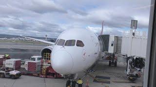 Qantas 787 I ECONOMY I TRIP REPORT I QF10 PERTH TO MELBOURNE