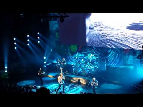 Dream Theater - Overture 1928/Strnge Deja Vu Live Chicago Theater April 5 2014