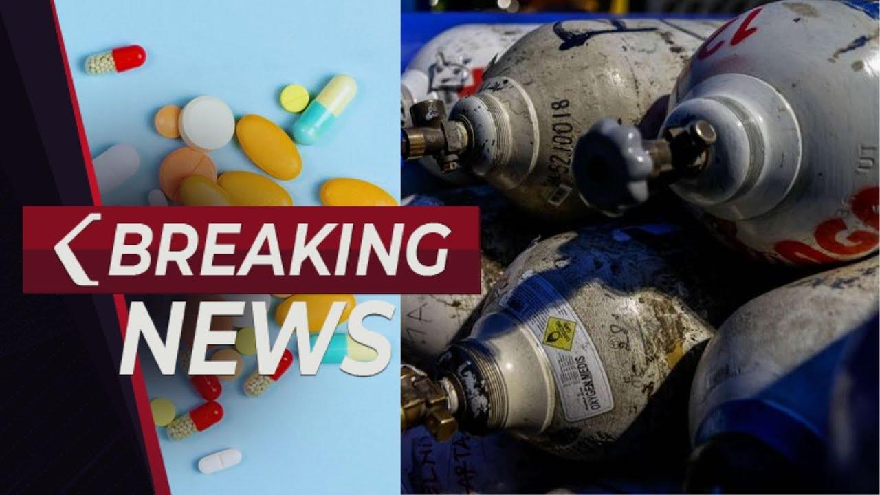 Download BREAKING NEWS - Bareskrim Tangkap Penimbun Obat Covid-19 dan Tabung Oksigen