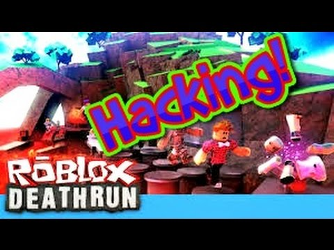 Roblox Private Server : Death Run w/Martinxry23 and Drytimy! {Hacking & Non  - Seen exploit}