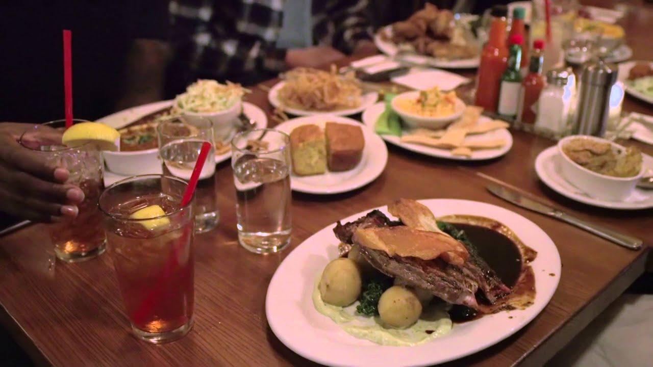 Ed Davisu0027 Portland Food Reviews: Screen Door