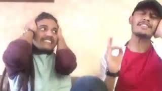 Bhadragol,comedy clip 18june2018 bale and kakroj man binako dhan thulo ki dhan binako man.