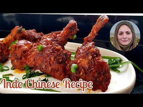 Chicken Lollipop ll Schezwan Lollipops ll English Subtitles ll By Cooking with Benazir