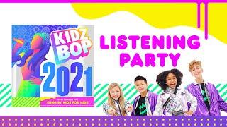 KIDZ BOP 2021- Album Listening Party [52 Minutes]