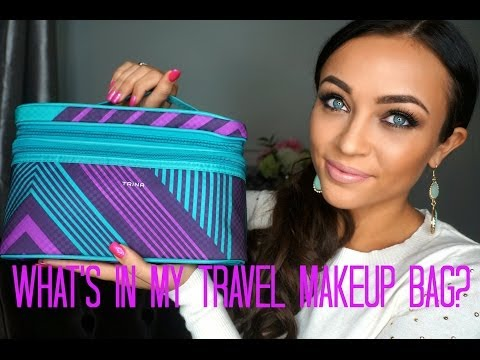 What's in My Travel Makeup Bag? ♡