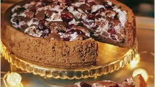 """Очень вкусный пирог ,,Вишнёвое чудо"""")"""