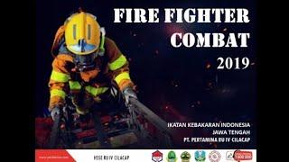 Pertamina Ru Iv Andquotfire Fighter Combatandquot Bulan K3 2019 Andquotdamkar Cilacapandquot