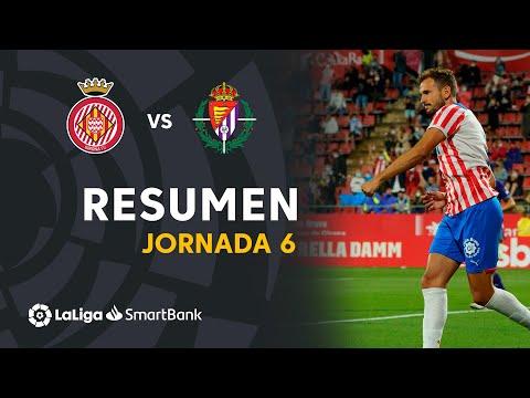 Girona Valladolid Goals And Highlights