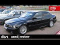Buying a used BMW 5 series E39 - 1996-2003, Common Issues, Engine types, SK titulky / Magyar felirat