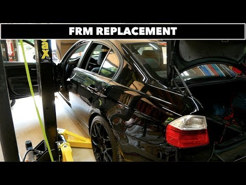 Footwell Module (FRM) Replacement // BMW 3 Series - YouTube