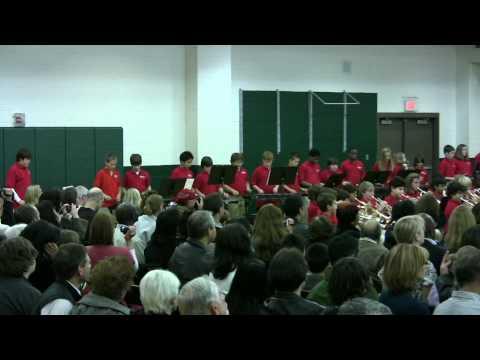 Winter Wonderland - Hopewell Middle School 6th Grade Band