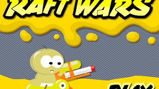 raft wars 1 shooty fun in the middle of the sea