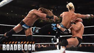 Enzo Amore & Colin Cassady vs. The Revival – NXT Tag Team Titel Match: WWE Roadblock 2016