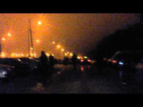 Мигранты, и Российско -Украинская граница д.Погар.