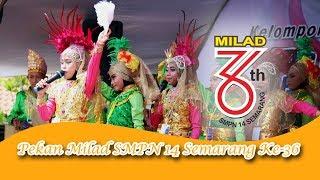 Official Video - Milad SMP Negeri 14 Semarang Ke-36