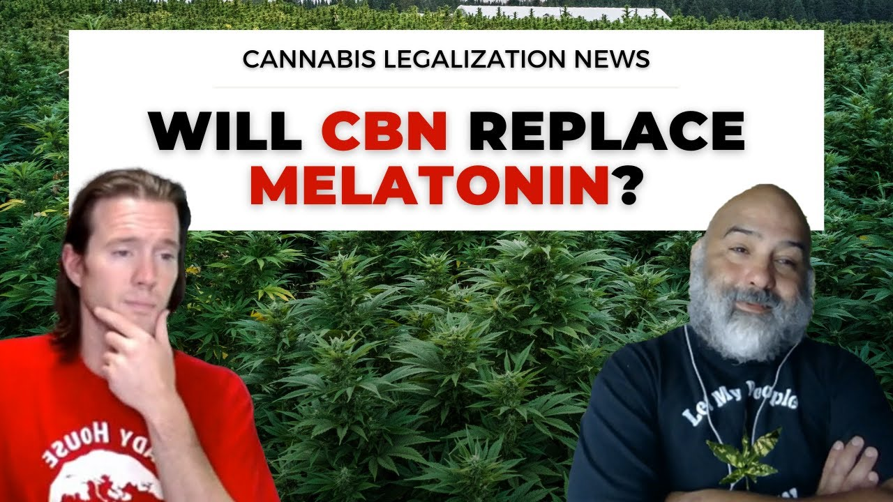 Does CBN Get You High?   CBN Grows in Popularity   Will CBN Replace Melatonin?