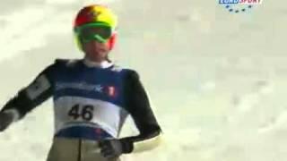 Прыжки страмплина.Новый мировой рекорд. 12/02 2011