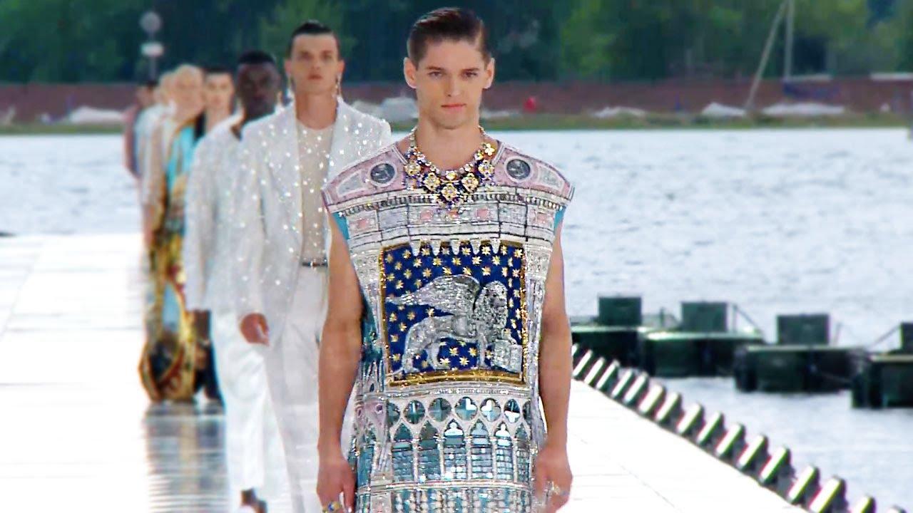 Dolce & Gabbana Alta Sartoria 2021