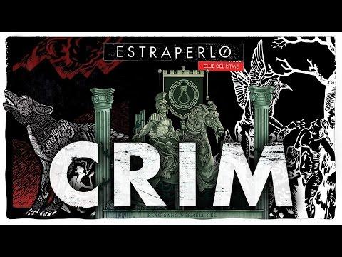 Crim [Full SET] x19 @ Estraperlo (03/12/2016) Badalona