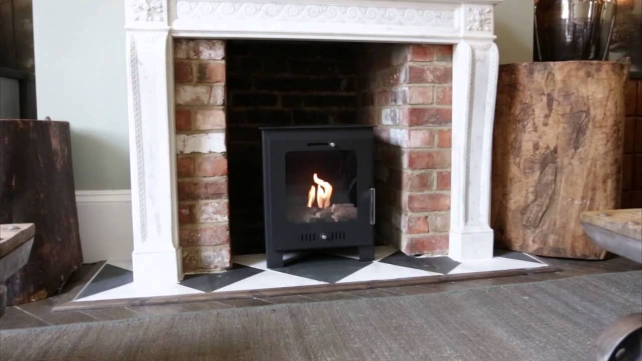 imagin malvern bioethanol fireplace youtube