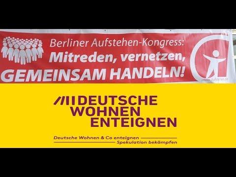 #Aufstehen Kongress Berlin: Michael Prütz von der Initiative