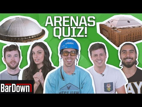 CAN YOU PASS THIS NHL ARENAS QUIZ?