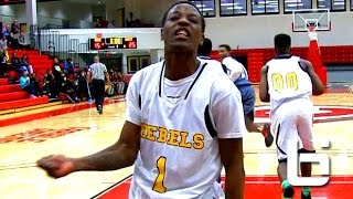 Repeat youtube video 5'7 Trae Jefferson Is UNSTOPPABLE! The Most EXCITING Player In High School!