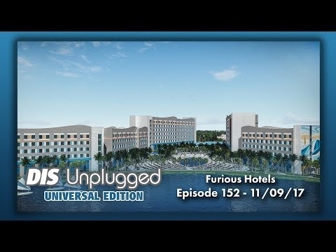 New Universal Hotels + Fast & Furious - Supercharged + HHN 27 | Universal Edition | 11/09/17