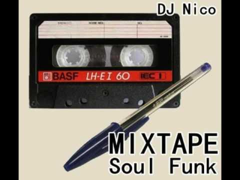 DJ Nico - Mixtape Soul Funk Tape VII side A