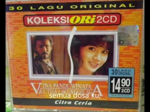 Vina Panduwinata - Mohon Ampun (HQ audio dengan lirik)