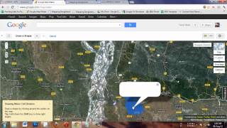 How To Overlay KML On Google Map Maker (GMM).mp4