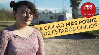 Cómo es vivir en Escobares, la ciudad más pobre de Estados Unidos