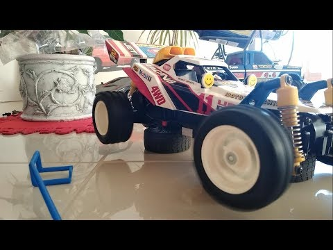 RC Taiyo Jet Racing Buggy ( PROPORTIONAL SYSTEM - Modified )