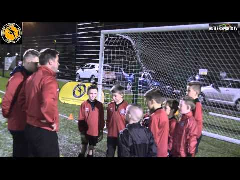 Premier Player Goalkeeping Academy session