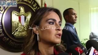 بالفيديو : وزير التعاون الدولى سيتم تنفيذ مشاريع فى الصعيد