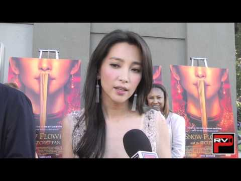 Li BingBing at the