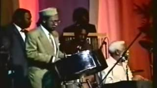 """FOOTPRINTS Performed By Clive """"Zanda"""" Alexander & Fonclaire Steel Orchestra 1992"""