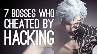 7 Bosses Who Cheated by Hacking the Game