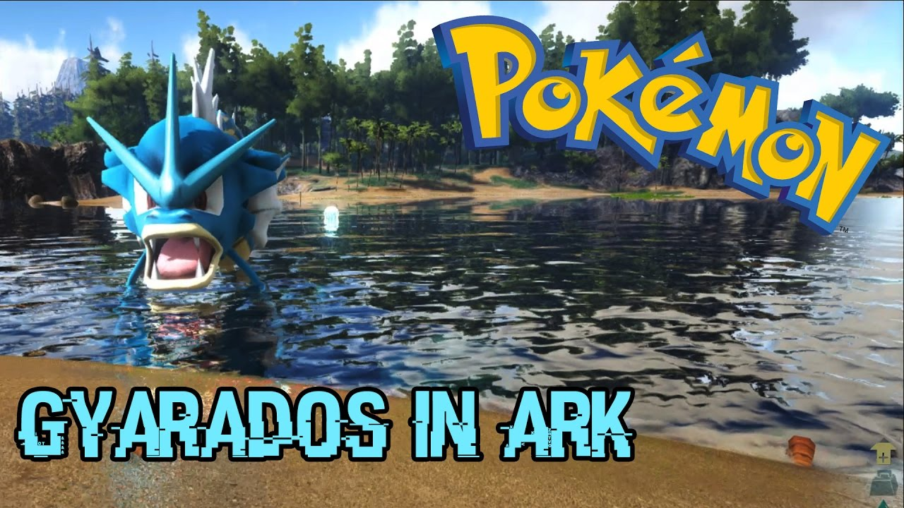 ark pokemon mod how to play