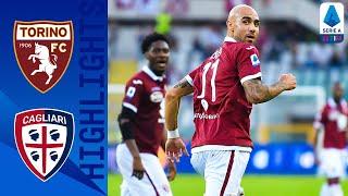 Torino 1-1 Cagliari | Zaza's 2nd Half Goal Results in a Draw | Serie A