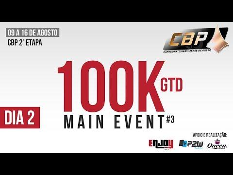 CBP - 100K GTDs - Dia 2 - Enjoy Sport - Brasilia