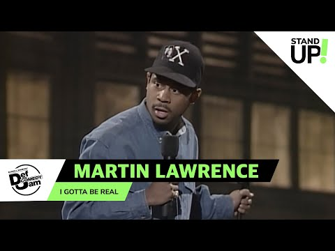 Martin Lawrence: Fashion Police | Def Comedy Jam | Laugh Out Loud Network