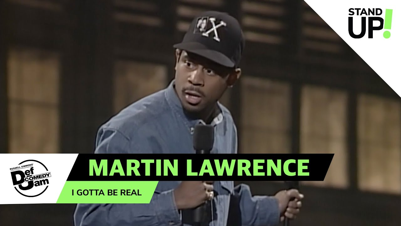 Martin Lawrence: Fashion Police | Def Comedy Jam | LOL StandUp!