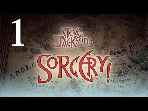 Steve Jackson's Sorcery: [Ep 1] Thrust!