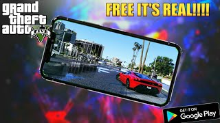 GTA5 YOUR ANDORID PHONE PLAY WITHOUT PC WATCH FULL VIDEO REAL!!!!!
