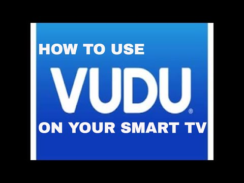 How to use VUDU on your smart TV