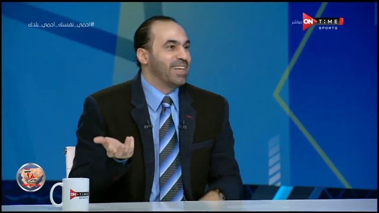 ملعب ONTime - جمال حمزة: البدري سبب فسخ عقدي مع الأهلي بعد أسبوع واحد من انضمامي